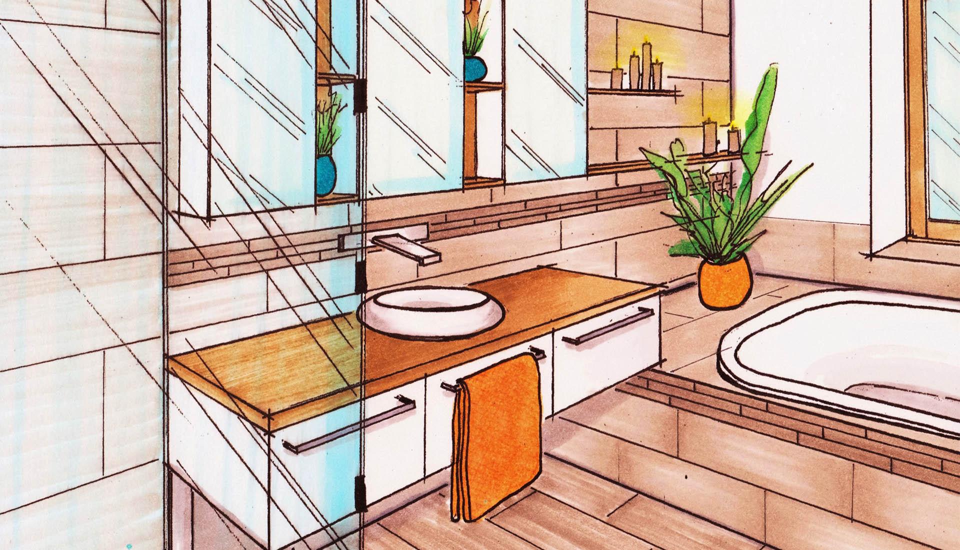 Badezimmer…